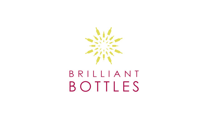 Brilliant bottles  - logo ontwerp