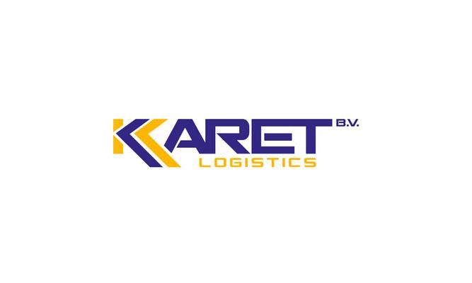 karet  - logo ontwerp