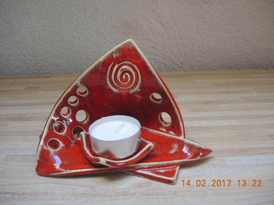 Teelichthalter