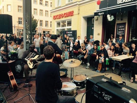 Berlin Burrito Company Concert Anniversary