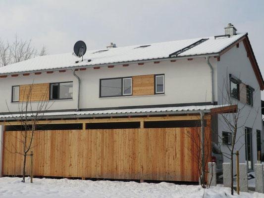 Doppelhaus Bernau 2