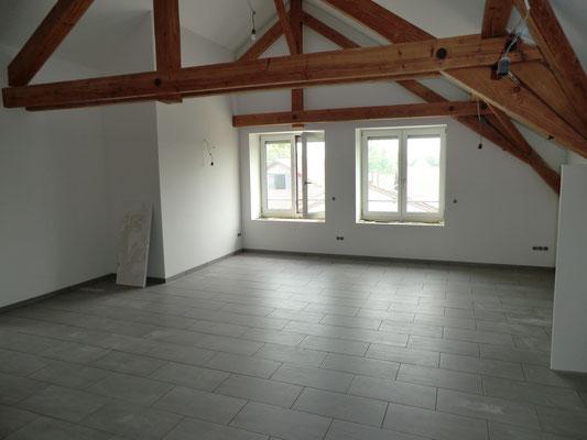 Dachgeschossausbau Edling 1