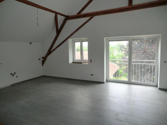 Dachgeschossausbau Edling 2