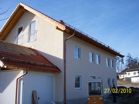Einfamilienhaus Kraiburg 2010