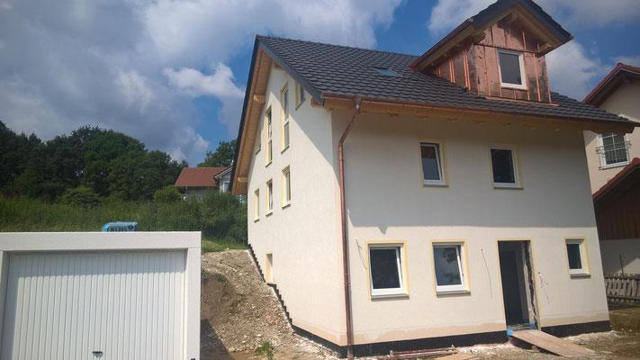 Einfamilienhaus Kraiburg 2016
