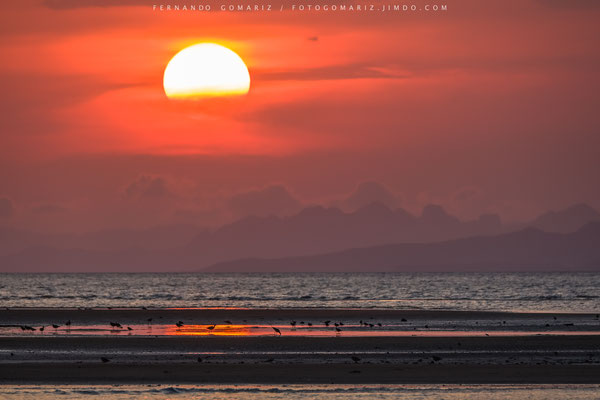 Atardecer en Flores / Sunset in Flores. Nusa Tenggara. Indonesia 2018