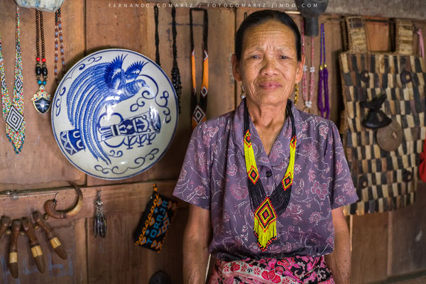 Mujer toraja / Elderly woman toraja. Londa. Tana Toraja. Sulawesi. Indonesia 2018