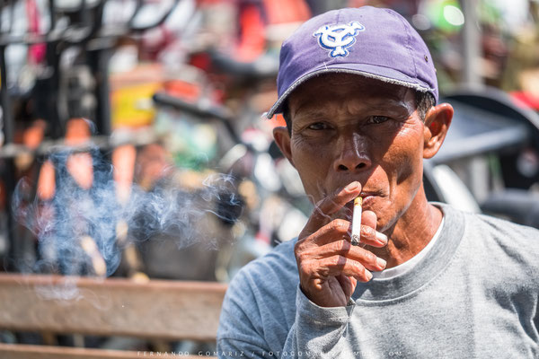 Mercado / Market. Yogyakarta. Central Java. Indonesia 2018