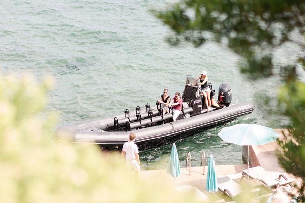 Demande en Mariage hotel Tiara Miramar Beach