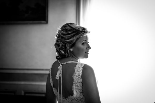 Reportage photos mariage champêtre chic