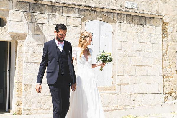 Mariage boheme chic champetre Hérault