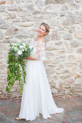 Mariage champêtre chic France