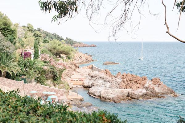Hôtel Cap Estérel Côte d'Azur