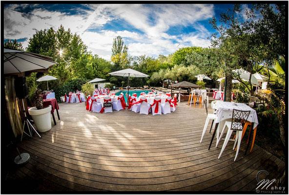 Décoratrice mariage wedding planner Montpellier Grande Motte