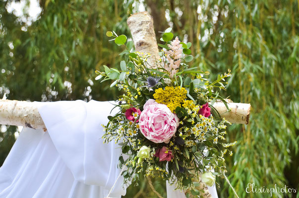 fleuriste mariage nimes