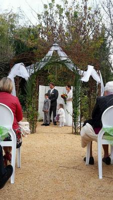 Mariage exotique Sud de la France