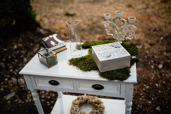 mariage foret