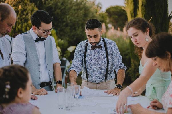 game wedding