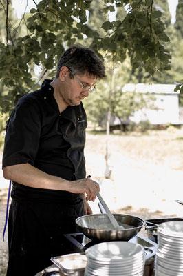 Chef Philippe Krisa
