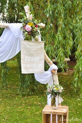 arche location mariage nimes