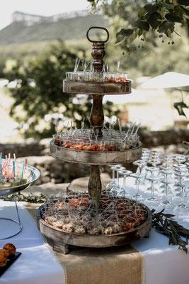 cocktai traiteurl mariage