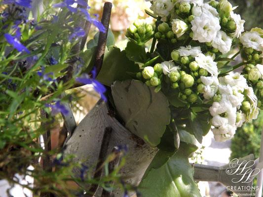 Mariage déco champêtre