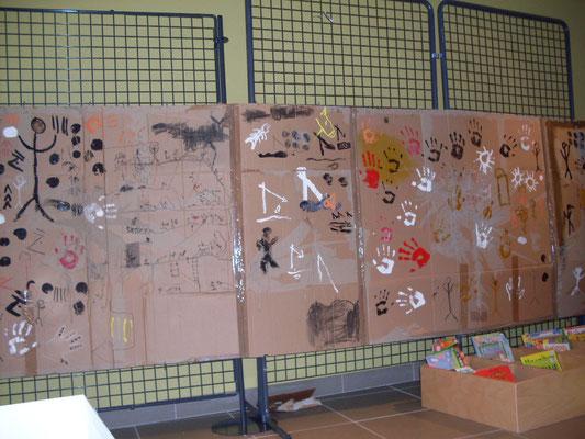 Histoire de l'art enfant Gard Hérault