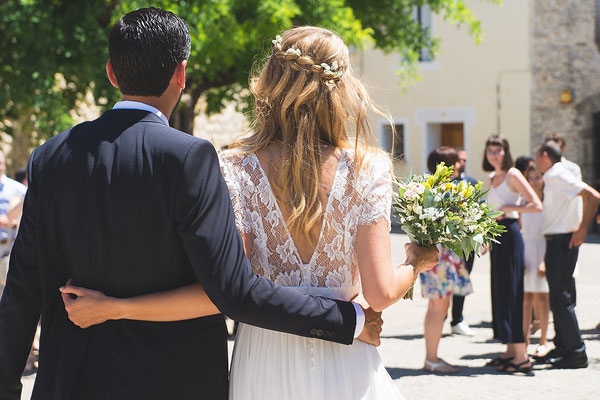 Mariage Bohème chic champêtre Gard