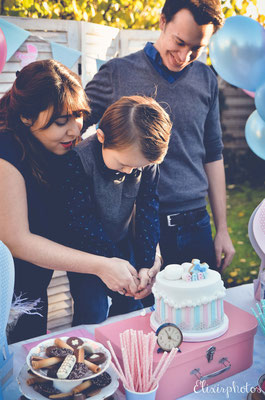 gender reveal party Languedoc Roussillon