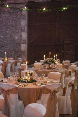 décoratrice wedding designer mariage champêtre rustique chic