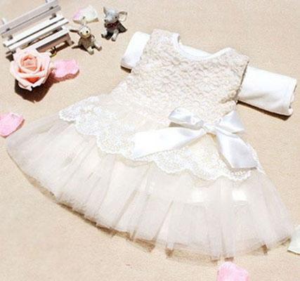 robes cérémonies bébé enfants filles Gard