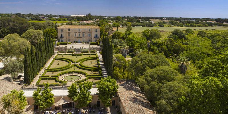 Lieu de réception Château Montpellier