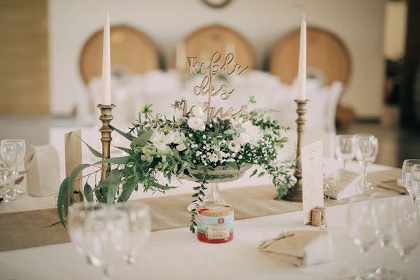 décoratrice mariage champêtre chic