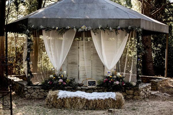 wedding designer mariage champêtre