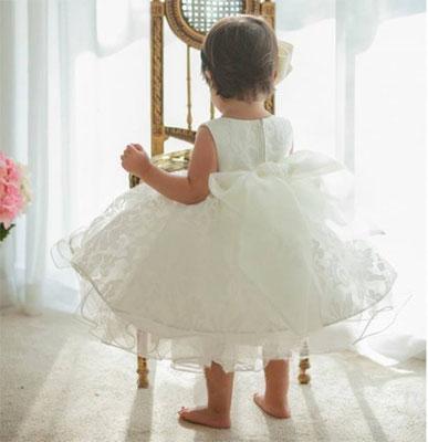 robes cérémonies bébé enfants filles Hérault