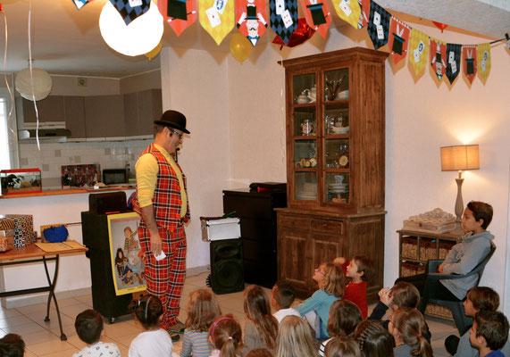 organisation d'anniversaire pour enfant Languedoc Roussillon