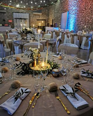 wedding planner organisatrice de mariage champêtre chic
