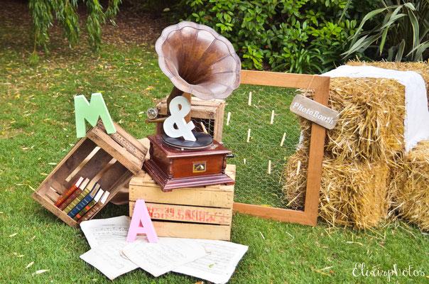 gramophone mariage