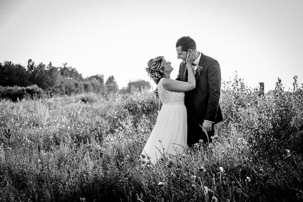 Photographe mariage champetre nature Montpellier Aline Ruzé