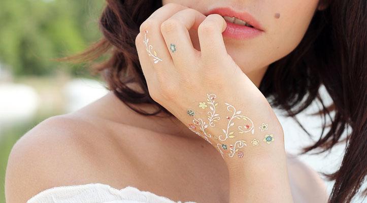 tattoo mariée sioou