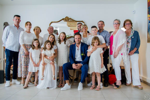 photo famille mariage Gard Hérault