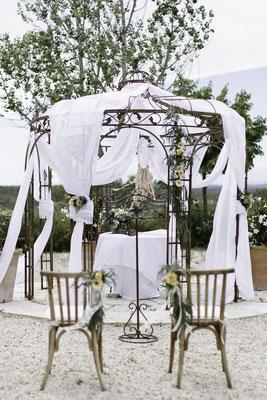Maitre de cérémonie mariage
