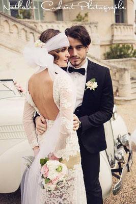 Mariage style Belle époque