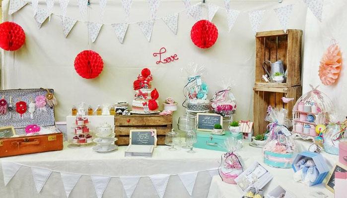 Créatrice gâteaux de couches diaper cakes