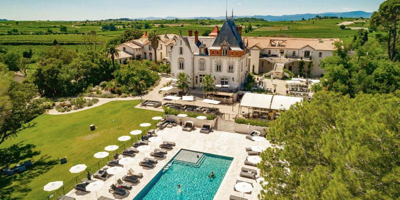 Château Béziers Mariage