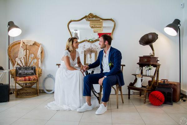 photobooth mariage rétro