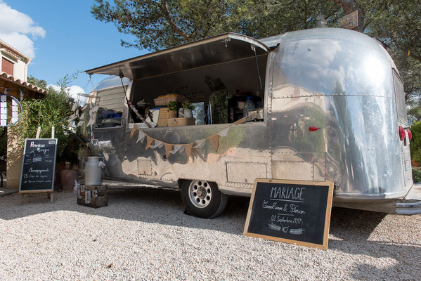 foodtruck rétro sud france