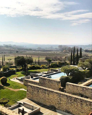 domaine de charme dans le sud de la France