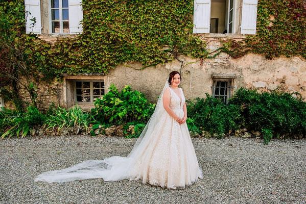 Mariage château Montpellier Occitanie