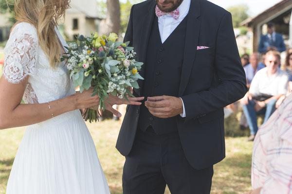 Officiante de cérémonie mariage Nîmes
